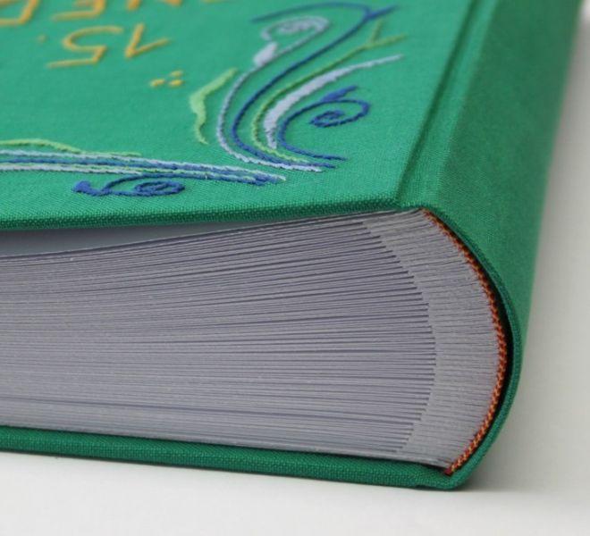 hochzeitsbuch binden